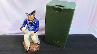 Kevin Francis Peggy Davies The American Sailor Toby Jug Perfect+Box Ltd Edition