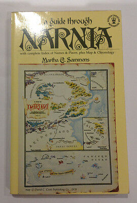 A Guide Through Narnia by Martha C. Sammons (Paperback, 1979)