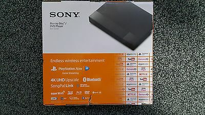 Sony BDP-S6700 Smart Blu Ray Player, WIFI, 4K Upscaling.