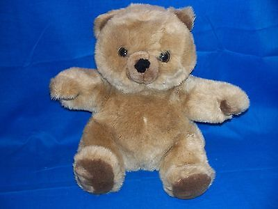 Mother's Womb Teddy Bear sound heartbeat infant soothing baby crib plush Dex 12""
