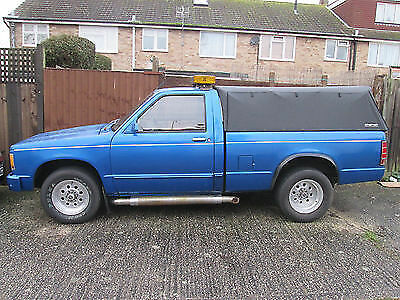 Chevrolet S10 pick up truck  ( Reduced )