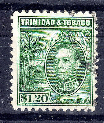 Trinidad  & Tobago $1.2  Dollars fine used
