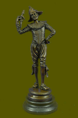 Bronze Gueyton Reproduction Sculpture Walk of the Statue Marble Figurine DB