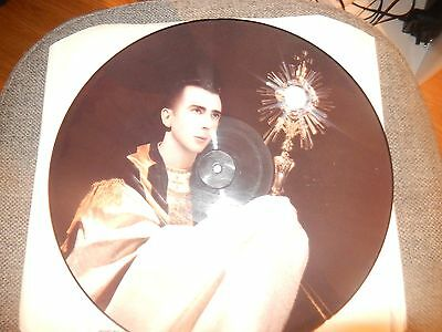 "Marc Almon My Hand Over My Heart 12"" Picture Disc"