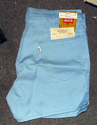 1978 levis shorts with TAG & receipt NOS New Old stock