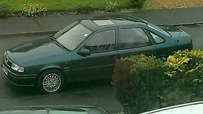 Vauxhall 1994 cavalier expression L.T.D. not. And tax. V clean Good show car