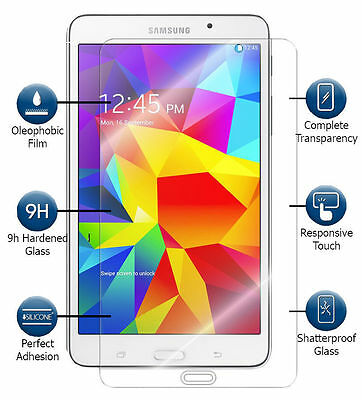 Tempered Glass Screen Protector Lcd Guard Film For Samsung Galaxy Tab 3/4/s/a/e