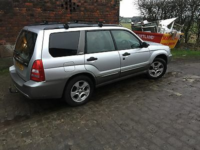 Subaru Forester 2.0 X Auto All Weather option