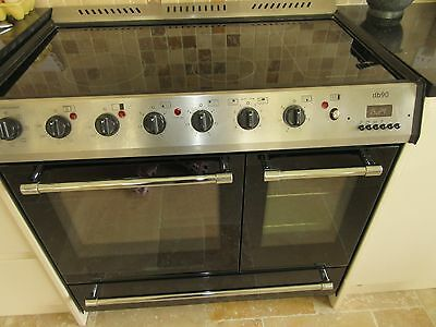 Belling DB90 91 cm Electric Kitchen Range Cooker - SPARES AND REPAIRS