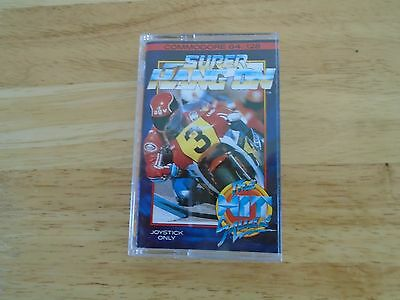 Super Hang On cassette game for Commodore C64 The Hit Squad