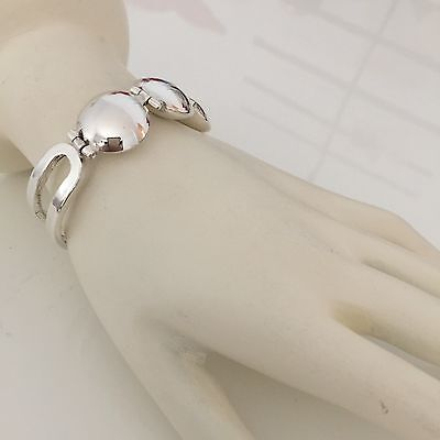 Sterling Silver 950 Handmade Bracelet With 3 Round Designs