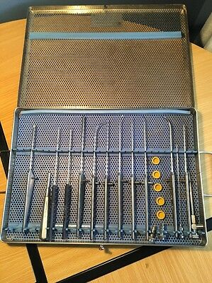 Acufex Surgical Meniscus Instruments Set
