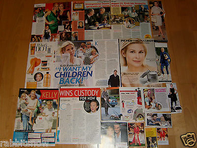 30 Clippings / Berichte / Pressematerial KELLY RUTHERFORD aus: Gossip Girl