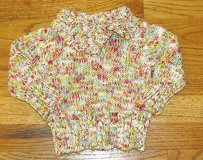 Multi-Color Sweater from Circo - Size 12 Months