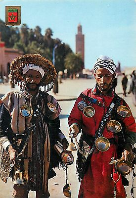 Moroccan ethnics water carriers costumes Morocco