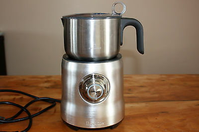 Breville BMF600XL Milk Cafe Milk Frother - VG cond, tested and working