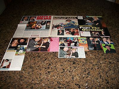 *GARTH BROOKS* Clipping Lot! MUST SEE!