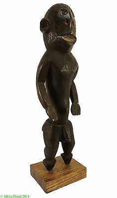 Montol or Goemai  Male Figure on Stand Nigeria African Art