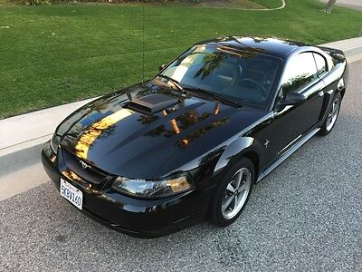 2003 Ford Mustang MACH1 2003 FORD MUSTANG MACH1