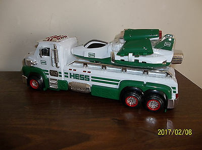 Hess 2014 Toy Truck and Space Cruiser With Scout