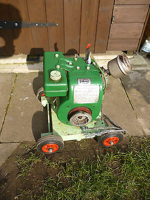 Villiers mark 7 stationary engine. In used condition.