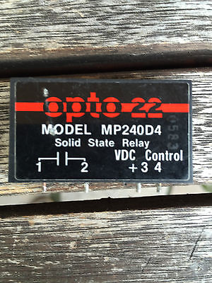 Solid State Relay OPTO22 MP240D4