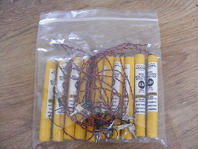Genuine Angel 4.8v Battery Pack with harness new old stock WDP G7 GAT Speed