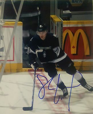 Shawn Horcoff Edmonton Oilers NHL signed 8x10 Autograph