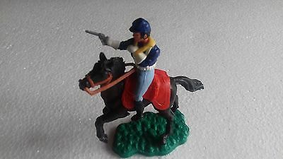 Timpo 7th Cavalry Wounded Trooper (4th Series) on Horseback