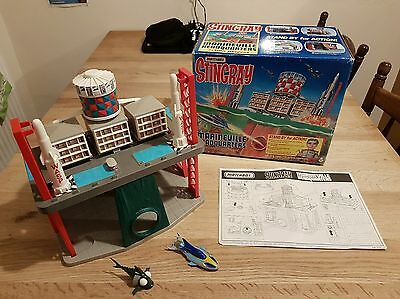 Stingray Marineville Rare Boxed Game Games 1992 Playset Vintage + instructions