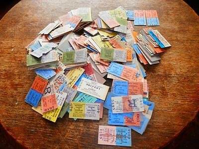 270 Railway & Steamer Tickets From The Isle Of Man