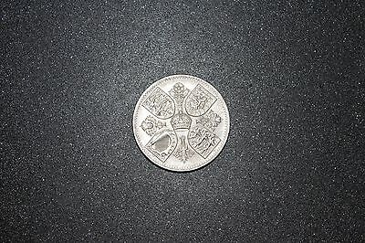1960 Elizabeth II Crown coin unc. condition