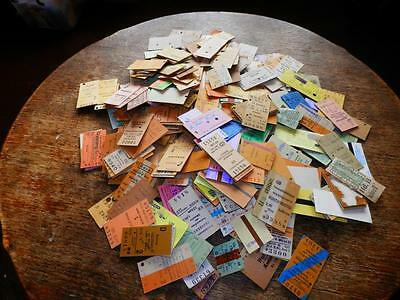 400 Non Uk Railway Tickets