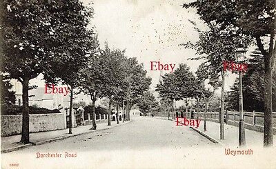 PPC Dorchester Road, Weymouth early 1900s