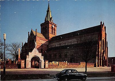 B86923 st magnus cathedral kirkwall orkney scotland