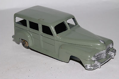 Dinky Toys #27f, 1948 Plymouth Station Wagon, Parts Car