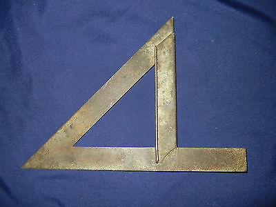 Primitive vintage antique speed square tool