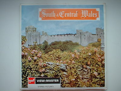 View- Master Reels  South & Central Wales