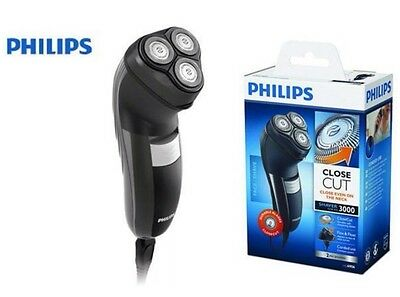 Philips Close Cut Shaver 3000 Series Model HQ6906 New In Packaging