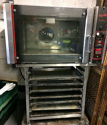 Eurofours Oven with stand and oven trays