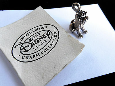 """#682 Limited Edition Disney Sterling Silver Charm """"Lady From """"Lady & The Tramp"""""""