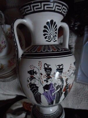 Grecian vase (GREECE) hand made reprduction of ancient vase