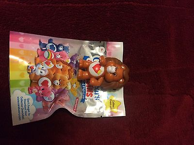 Care Bears & Cousins/Series Brave Heart Lion Collectible Mini Figure New  Sealed