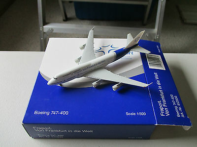 Herpa Wings  512930 Fraport Airport  747-400
