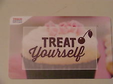 tesco gift card treat yourself design £25