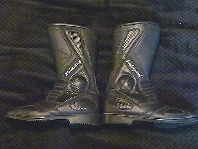 Spada Motorcycle Boots - Size UK7 - Excellent Condition