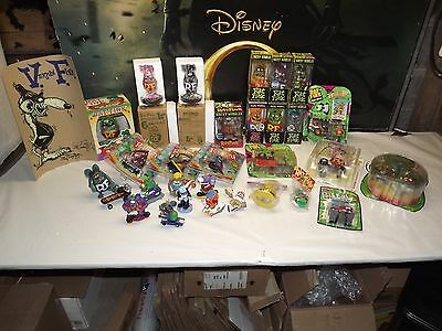 Rat Fink Lot Instant Collection Over 30 Very Hard To Find Items All In Packages
