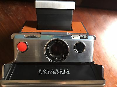 Polaroid SX-70 Film Camera