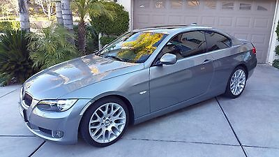 2010 BMW 3-Series Coupe 2010 BMW 328i Coupe, Gray with Black Int, Private Party, Very Clean, Low Mileage