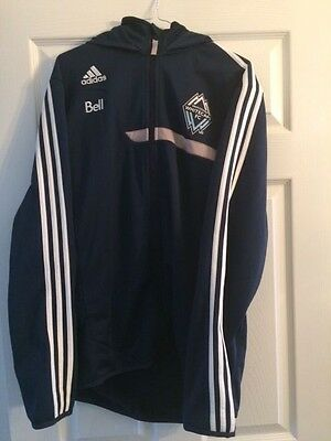 Vancouver Whitecaps hooded long sleeve with pants